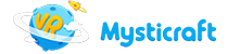 VR Mysticraft logo