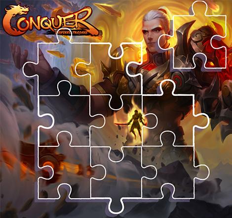 Conquer Puzzle Game