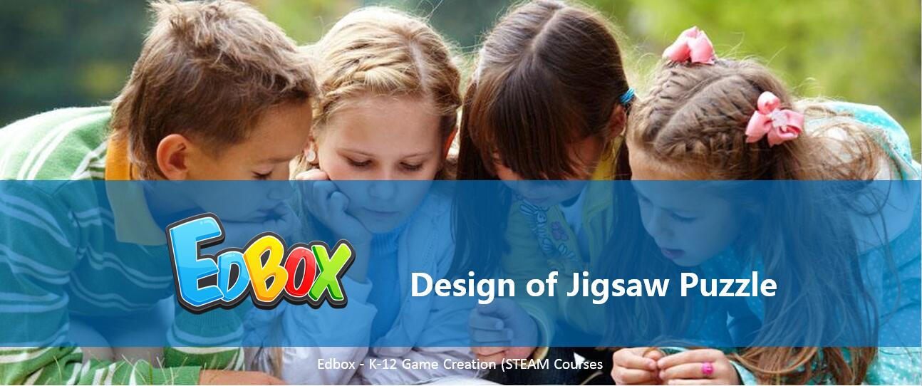 jigsaw puzzle game courseware